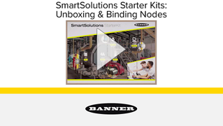 Starter Kits 1 of 3: Unboxing and Binding Nodes