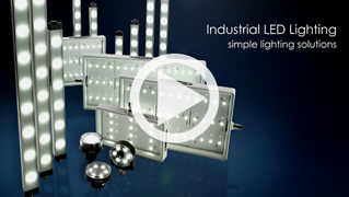 Luci a LED di tipo industriale: l'illuminazione semplice [Video]