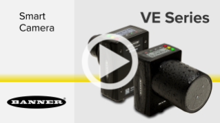 VE Series Smart Cameras: Versatile, Easy-to-Use [Video]