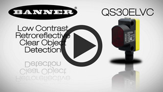 QS30ELVC Clear Object Detection [Video]