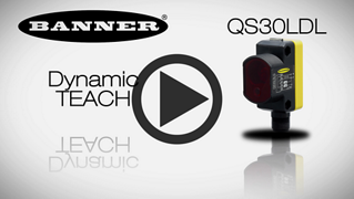 QS30LDL Dynamic TEACH [Video]