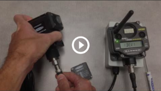 QM42VT1 Vibration Sensor Demo [Video]