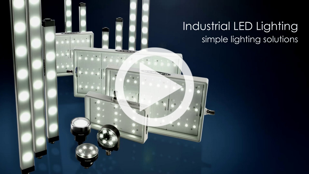 Industrial led lighting simple lighting solutions video