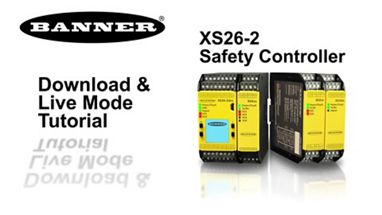 Banner Saftey Relay Wiring Example on