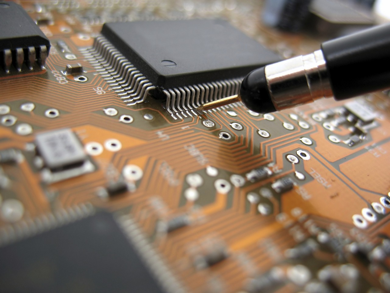 Electronics Banner The Definition Of Passive Components Are Electronic That If